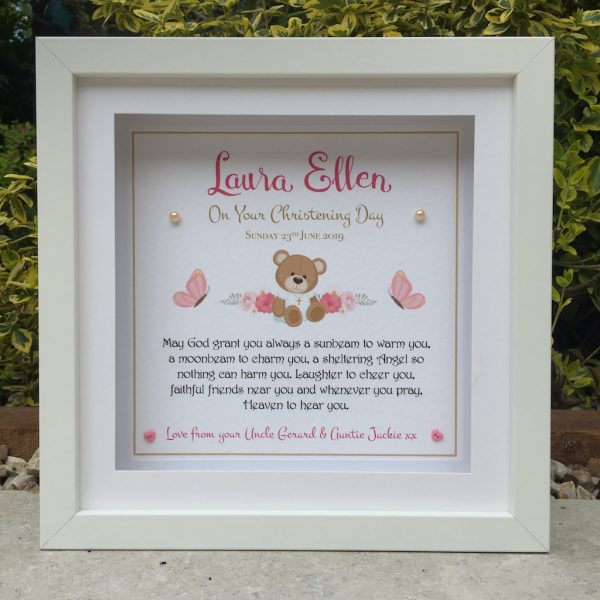 Baby gift personalised ireland